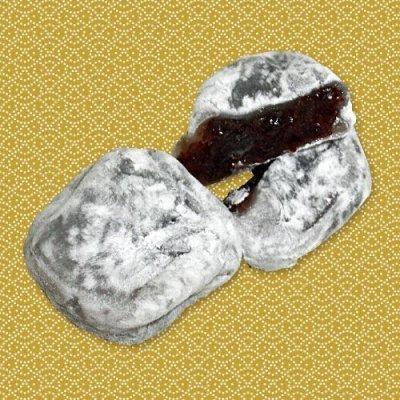 画像4: 善助餅15ヶ入 550g 北海道産小豆使用。粒あんをやわらかい求肥で包んだお餅です。